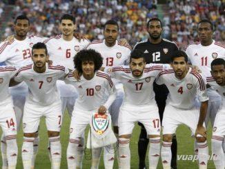 Đội hình của UAE