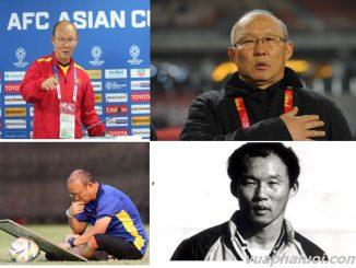 HLV Pard Hang Seo thành công với những trung vệ biết chuyền bóng của các đội tuyển Việt Nam