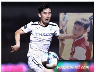 Cầu thủ Trần Minh Vương bây giờ và tuổi thơ