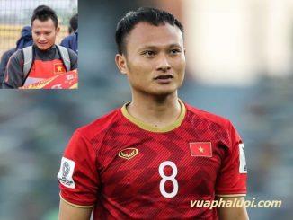 Cầu thủ Nguyễn Trọng Hoàng
