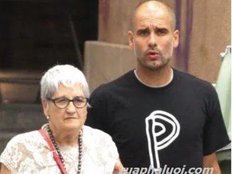 Mẹ của Pep Guardiola qua đời vì virut Corona