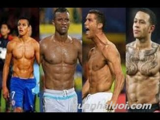 Ronaldo là mẫu cầu thủ có sự chuyên nghiệp cao