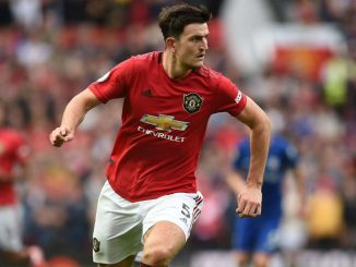 Maguire là mẫu trung vệ bóng đá hiện đại