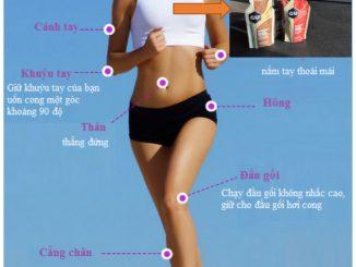Hãy chạy bộ để thư giãn hoặc chơi môn thể thao nào đó