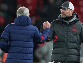 Mourinho va Klopp noi gi sau tran dau