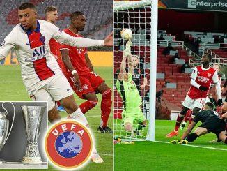 Bỏ luật bàn thắng sân khách Bayer sẽ không thu PSG
