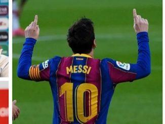 Lionel Messi là một nghệ sĩ huyền thoại