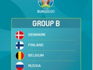 Tổng quan Bảng B VCK Euro 2020