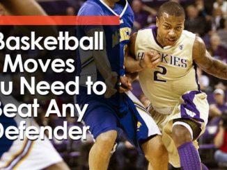 6 động tác cơ bản trong bóng rổ