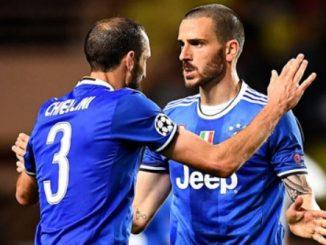 Cặp trung vệ kỳ cựu BONUCCI VÀ CHIELLINI đưa Italia vào bán kết Euro 2020