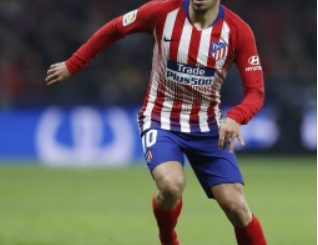 Ángel Correa đang dẫn đầu danh sách ghi bàn tại La liga