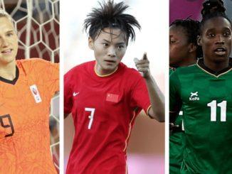 Danh hiệu vua phá lưới bóng đá nữ Olympic 2021 khó thoát khỏi tay Vivianne Miedema