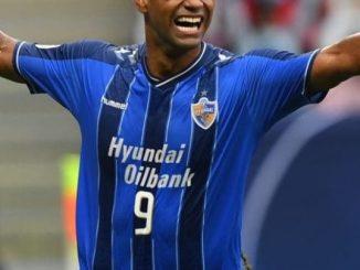 Júnior Negrão - vua phá lưới K League 1 mùa 2020