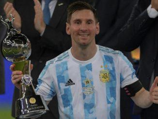 Messi sẽ giành vua phá lưới Ligue one 2021-2022
