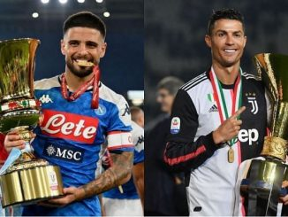 Vua phá lưới bóng đá Ý Seria 2021-2022
