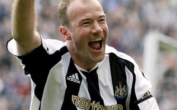 Alan Shearer ghi nhiều bàn thắng nhất tại giải ngoại hạng Anh