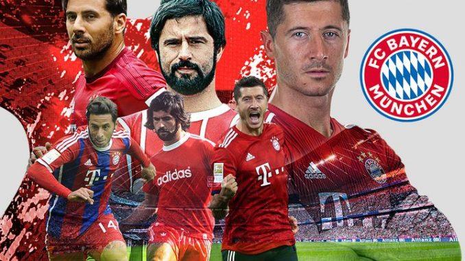 Danh sách cầu thủ ghi bàn nhiều nhất cho Bayern Munich