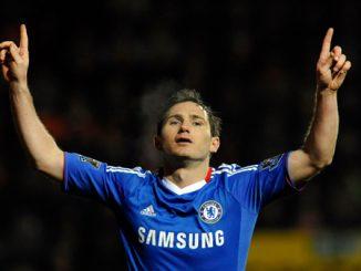 Frank Lampard đứng đầu danh sách ghi bàn cho Chealsea