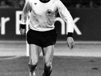 Manfred Burgsmuller là cầu thủ ghi nhiều bàn nhất cho Borussia Dortmund